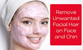 unwanted face hair permanently