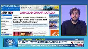 Club Napoli Tele Club Italia - Home