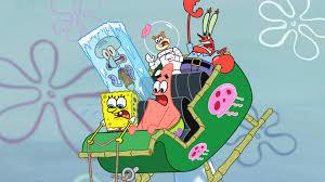 spongebob squarepants hd wallpaper