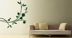 Flowers Branches Wall Decals Dezign With A Z