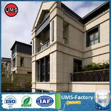 Natural Stone Fence Look Spray Paint Manufacturer In Zhongshan China By Umsbuildingmaterialco Limited Id 4126826