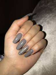 61 acrylic nail designs for fall and