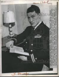 1945 Press Photo Byron White, Former Detroit Lions Halfback, U.S. ...