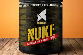 big flex nuke is an all new pre workout