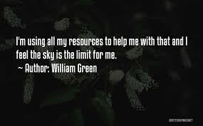 top sky is my limit quotes sayings