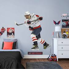 Fathead Alex Ovechkin Life Size Officially Licensed Nhl Removable Wall Decal Walmart Com Walmart Com