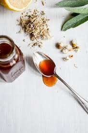 homemade all natural cough syrup in