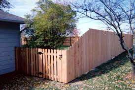 Dog Ear Wood Fences Eagle Fence Fence Company And Contractor Of Fort Wayne Indianaeagle Fence Fence Company And Contractor Of Fort Wayne Indiana