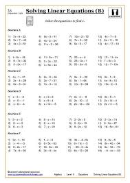 81 best systems of linear equations