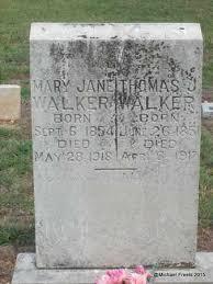 WALKER, THOMAS JEFFERSON - Washington County, Arkansas | THOMAS ...