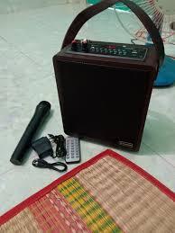 Loa Karaoke Bluetooth Zansong A061 Mini - Hàng Nhập Khẩu