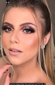 20 cute prom makeup ideas that looks