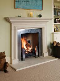 vanbrugh fireplace without mid mantel