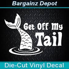 Salt Beach Life Starfish Boat Car Sticker Salty Soul Mermaid Vinyl Decal