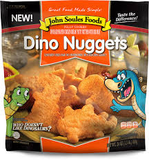 dino nuggets john soules foods