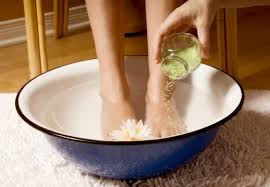need a foot detox what to do and