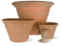 simply massive terracotta pot planter