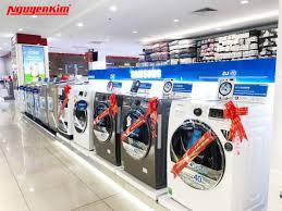 Bùng nổ ưu đãi máy giặt, tủ lạnh duy nhất trong Tuần Lễ Vàng Hàn ...
