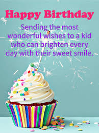 a kid as sweet as they are deserves to be celebrated on their