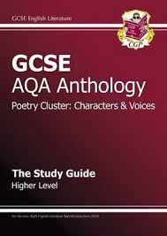 gcse aqa anthology poetry study guide