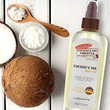 coconut oil formula oil
