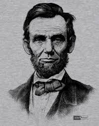 Abraham Lincoln - Men's/Unisex Crew Tee – Hero Heads ® Clothing