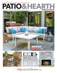 patio hearth products report march