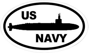 Amazon Com Cafepress Navy Submarine Oval Sticker Oval Bumper Sticker Euro Oval Car Decal Home Kitchen