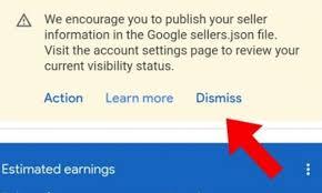 google sellers json file