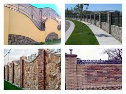 Beautiful Stone Fencing Ideas For Your House
