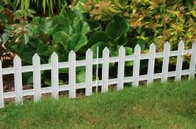 garden fence with bars wooden