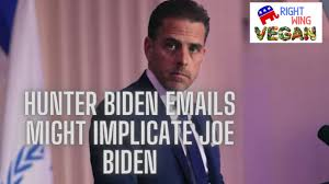 Hunter Biden Emails May Implicate Joe ...
