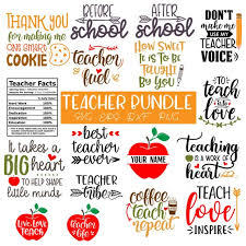 teacher appreciation teacher quotes clipart