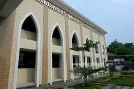 GRC Krawangan untuk Masjid An-Nabawi Cipondoh Tangerang