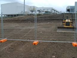Portable Temporary Fencing Panels For Sales New Zealand Wide