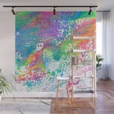 Splatter Wall Murals For Any Decor Style Society6