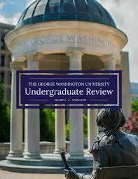 gw undergraduate review volume 2