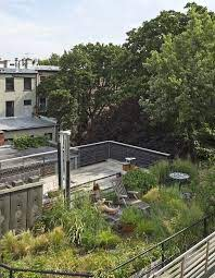 brooklyn oasis a city roof garden