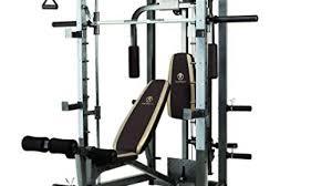 Marcy Smith cage workout Machine | Diamond Elite Total Body Training