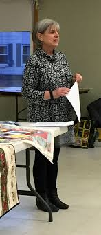 April 2018 Meeting – Mothertown Quilters