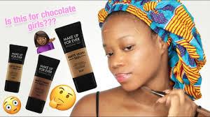 mufe new matte velvet skin foundation