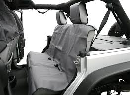 defender large canvas seat cover