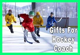 the best gifts for hockey coach 10