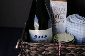 simple hostess gift basket pretty fun