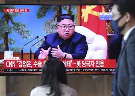 Trump dismisses report that Kim Jong-un ...