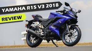 yamaha r15 v3 review in hindi first