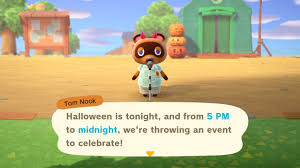 Halloween Animal Crossing New Horizons Wiki Guide Ign