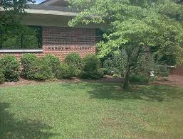 edgebe county memorial library in