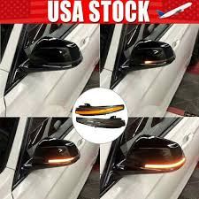 led lights led side mirror sequential