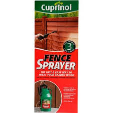 Cuprinol Fence Sprayer Departments Diy At B Q